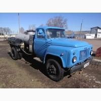 Бензовоз ГАЗ 5201 1988р