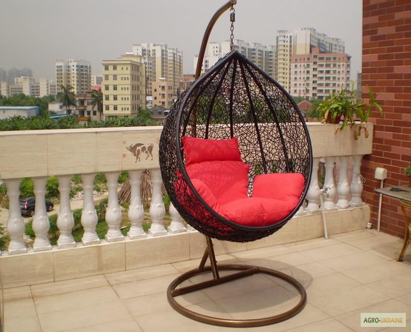 Кресло подвесное садовое