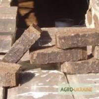 Торфобрикет купить в Днепропетровске от производителя