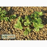 Мульча органическая гранулированная для защиты почв