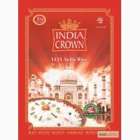 Рис Басмати пропарен. 1121 India Grown