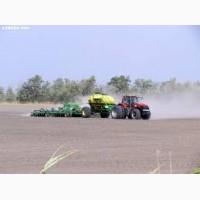 Услуги посева зерновых, подсолнечника и сои