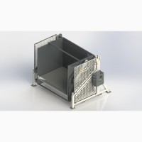 Опрокидыватели контейнеров WS 1612 (КМК)