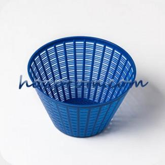Рикоттница Лазурь 1, 7 кг. – универсальная синяя форма для мягкого сыра