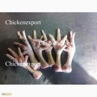 Куриная лапа (очищенная, обрезанная, замороженная) по Украине/на експорт