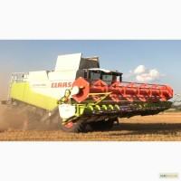 Предоставляем комбайны для уборки всех видов урожая 2018года