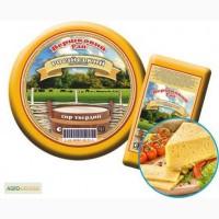 Продам твердый сыр, масло сливочное по оптовым ценам