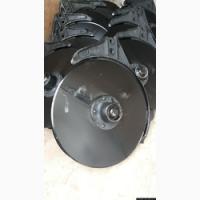 Сошник сеялки СЗ со смещенными дисками, сошник, диск сошника