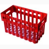 Ящики для перевозки яиц, пластиковые лотки для хранения и перевозки яиц