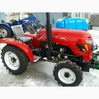 Мини-трактор Xingtai-224 (Синтай-224) 3-х цил. с усилителем | Купить, цена, описание