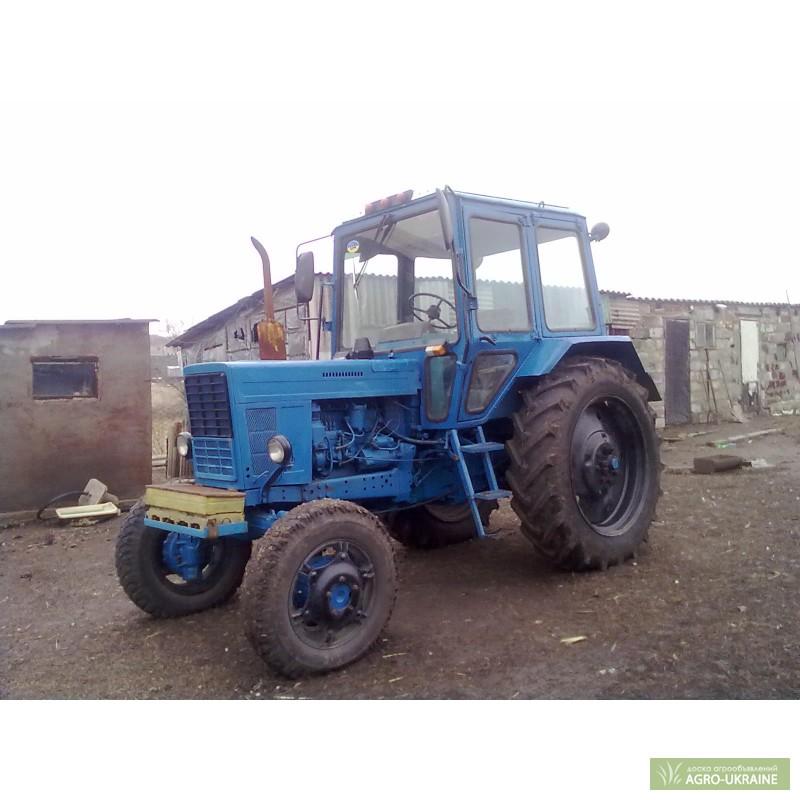 Продам трактор МТЗ-80 - agroserver.ru
