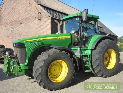 Продажа бу тракторов (купить трактор бу) в Москве.