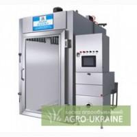 Универсальные термокамеры копчения мясной продукции серии HZXL