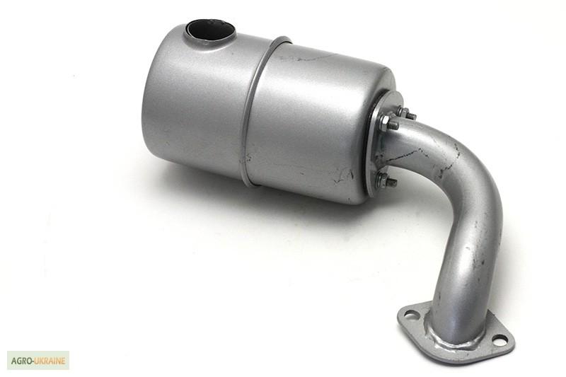 Глушитель для мотоблока