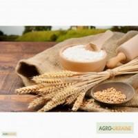 Продам муку в/с, 1 сорт, отруби пшеничные