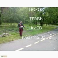 Покос травы Киев Расчистка участка