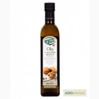 Продукты Италии. Масло с грецкого ореха