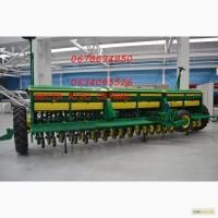 Зерновая сеялка Harvest 6, 3-02 c прикатывающими катками и