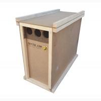 Ящик для пчелопакетов (на 4 рамки)