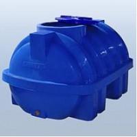 Баки пластиковые горизонтальные от 100 до 5 000 литров