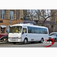Аренда автобусов 18 и 22 места в Одессе. Заказать автобусы и микроавтобусы