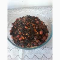 Продам ягодний чай с лесних ягод