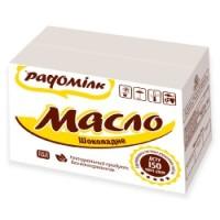 Масло шоколадное 62%, 10 кг