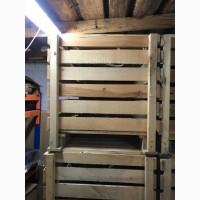Ящик Деревянный с крышкой для хранения Овощей ягод