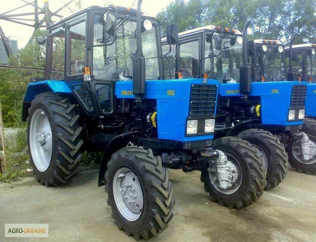 Трактор МТЗ Беларус 622 (63 л.с.)   Купить в «Белтракт»