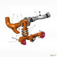Переоборудование двигателя Д-240 (МТЗ-80) под турбину