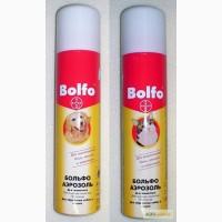 Больфо спрей 250 мл противопаразитарный для собак и кошек Байер.165грн