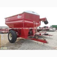 Прицеп зерновой накопитель Бункер-перегрузчик зерна EZ Trail 500 из США