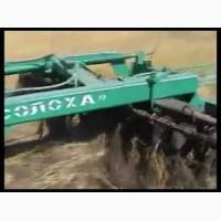 Обработка почвы (ДИСКОВАНИЕ, ВСПАШКА)
