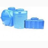 Бочка, бак, емкость пластиковая для воды(дизельное топливо) 100-20000 л
