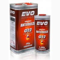 Антифризы EVO G11RED05KG G12 Concentrate (Red) - червоний 5kg