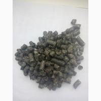 Продам паливну гранулу (пеллети) з лушпиння соняшника та дерева