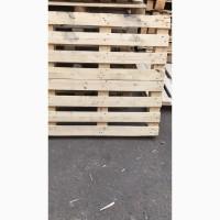 Продам паллеты деревянные б/у