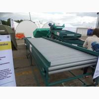 Стол роликовый инспекционный для переборки корнеплодов СП-1200