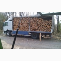 Дрова плотно уложены с доставкой Васильков Киеву и Киевской области