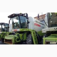 Claas Lexion 550 (Клас Лексион 550) зерноуборочный комбайн