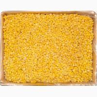 Кукуруза суперсладкая замороженная. Початки. Зерно