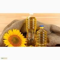 Продам масло подсолнечное на экспорт и внутренний рынок