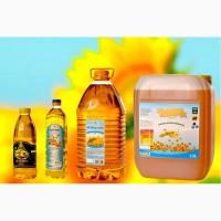 Соевое масло рафинированное