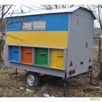 Павильон для пчёл
