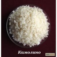 Рис круглый Камолино Эксклюзив