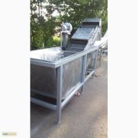 Оборудование для переработки овощей и ягод