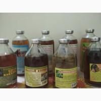 Продам лекарственные настойки, масла, жиры