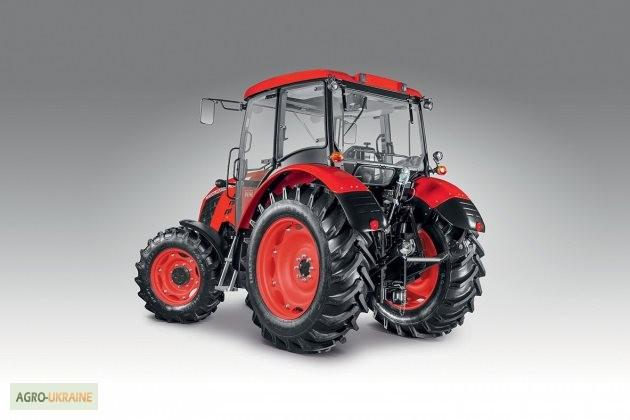 Тракторы ZETOR - европейское качество - Тракторы Zetor
