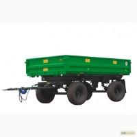 Прицеп самосвальный тракторный ПСТ-6