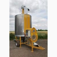 Мобильная зерносушилка Mecmar CPT7/61F